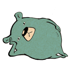 Mr. Blue Bear