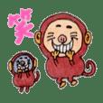 """Kinkuma hamster """"Hamuhamu""""6"""
