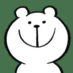 森のもりもりのくまさん - LINE スタンプ | LINE STORE