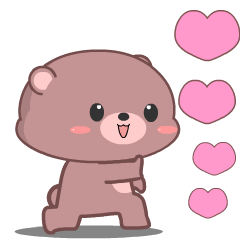 Baby bear 2 : Animated