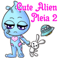 """Pleia"" The Cute Alien part 2 (English)"