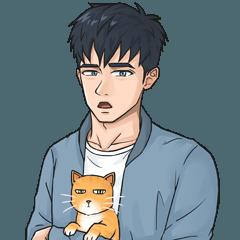 貓系男友大貼圖
