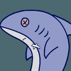 Patch shark