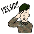 MILITARY-STICKERS
