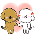 Usable toy poodle