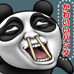 Cute Panda Message2