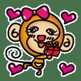 Wki-Wki Monchi (Valentine Ver.)