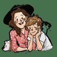 Smolers (Baby - Boo love story)