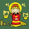 Cai Shen God of wealth