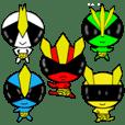 日常5レンジャー (鬼)