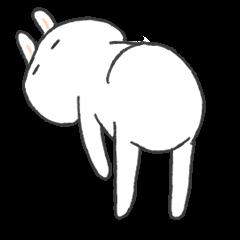 Weird Chubby Rabbit