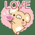 ペコのクマのチョコ【LOVE編】