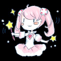 magical girl nanoka