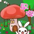 頑皮的兔子-荳小兔2