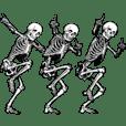 骨のスタンプ6