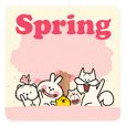 "Spoiled Rabbit ""Spring"""