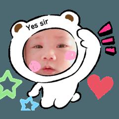 Baby生活語