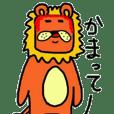 red hair lion JARO2