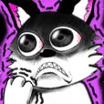 猫(ねこ) マンガ風 2