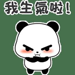 熊貓寶寶的日常