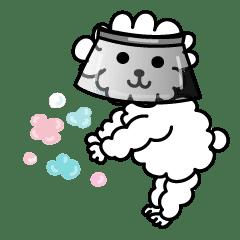 気まぐれミラちゃんフェイスシールド編ver2