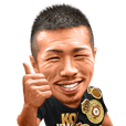Takashi Uchiyama the WBA Champion Boxer
