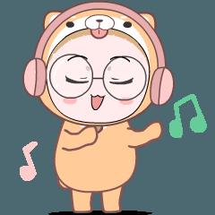 Shiba girl : Animated