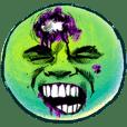 Honest Zombie Emojis