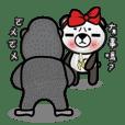What bear(日常生活篇)