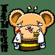 蜜蜂熊 成語kuso