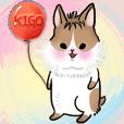 KIGO劉海有毛