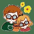 Satoru-kun and Kiyo-chan