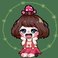 Ninko - mushroom girl