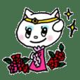 Nyanko Kagekidan Sticker