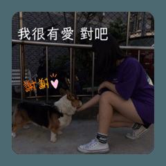 欣倪の黑歷史.