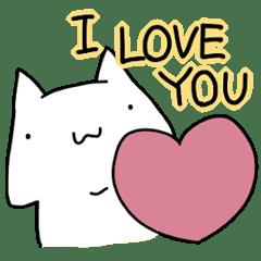 Emoji dich ich liebe ❤️️ Liebe