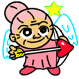 Pink Grand Mother Angel