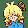 ピヨ奈ちゃんの雑談リアクション