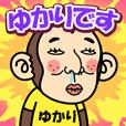 Yukari is a Funny Monkey2