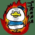 Beret duck