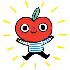 Little apple RINGO!