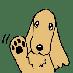 犬種別!E・コッカースパニエル(英語)