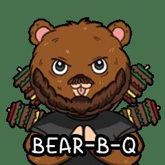 BEAR-B-Q