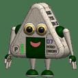 Robot Onigiri Triangle