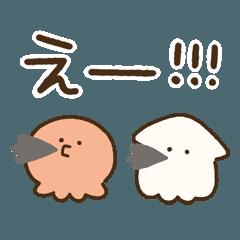 animal sticker(cute)