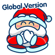 Cool Funny Santa Claus