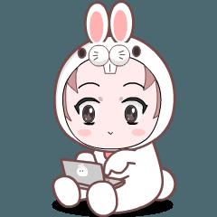 Momo the Bunny girl 3