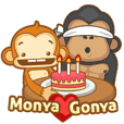 Monya and Gonya : Romantic Dates