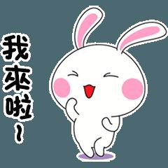 Lovely rabbit's daily life 4