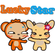 Blue Gemstar2-Lucky Star